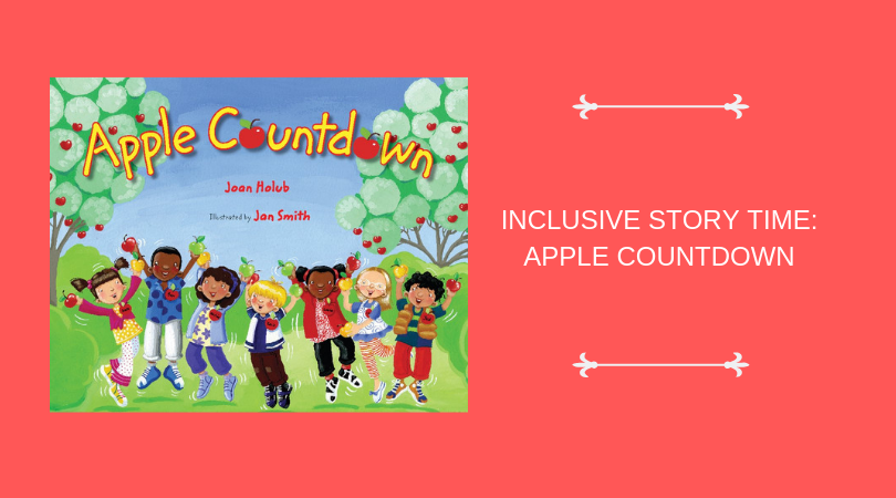 INCLUSIVE STORY TIMEAPPLES
